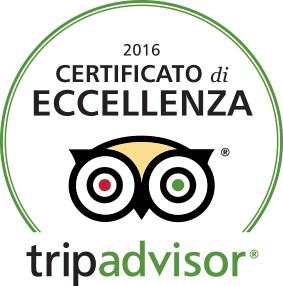 certificato eccellenza_tripadvisor_ilios roma