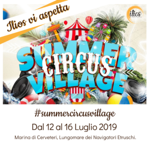 _evento ilios summer village